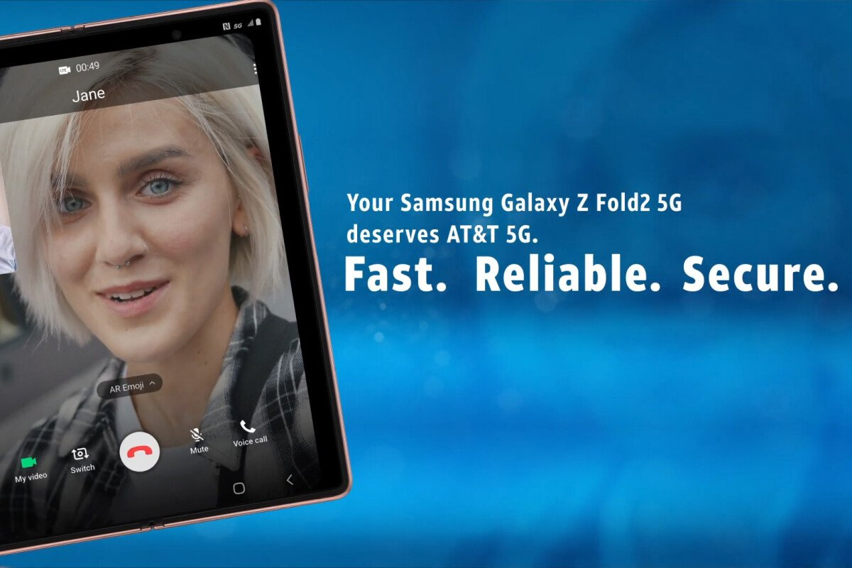 Best Samsung Galaxy Z Fold 2 5G deals and prices at T Mobile Verizon AT T and Best Buy