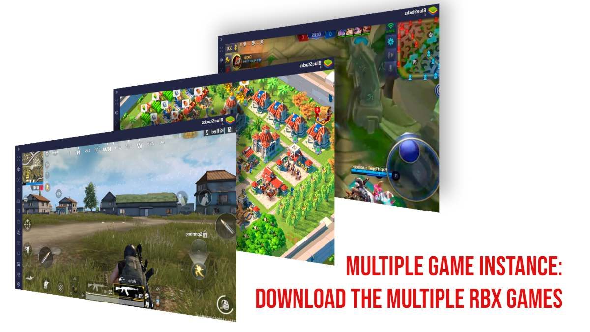 Multiple Game Instance